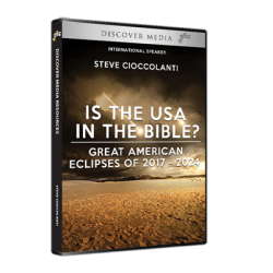 Is the USA in the Bible? Great American Eclipses of 2017 - 2024