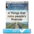 4 Things That Ruin People's Finances