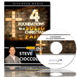 4 Foundations to a Solid Christian Faith