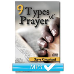 Nine Types of Prayer 1 - Introduction