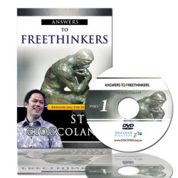 Answers to Freethinkers - Part 1