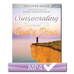 Consecrating Yourself To God's Plan Series (2 MP4s)