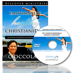 Top 10 Signs Emotionally Unhealthy Christianity (DVD)