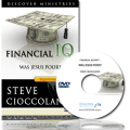 Financial IQ part 1: Was Jesus Poor?