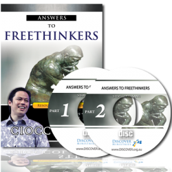 Answers to Freethinkers Series