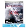 Great Lessons From the Book of Job Series (2 MP3s)