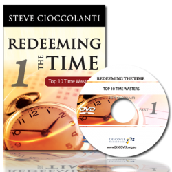 Redeeming the Time: Top 10 Time Wasters