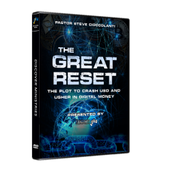The Great Reset: The Plot to Crash USD and Usher in Digital Money (2 DVDs)