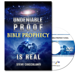 Undeniable Proof The Bible Prophecy is Real