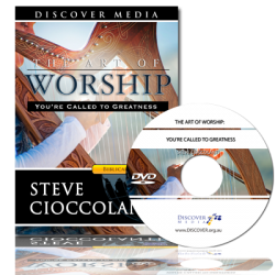 The Art of Worship: You're Called to Greatness