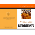 """Are You a Good Buddhist?"" - Evangelism Tracts"