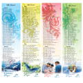 Life Journal Bookmarks