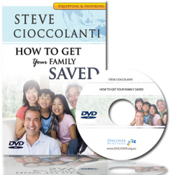How To Get Your Family Saved