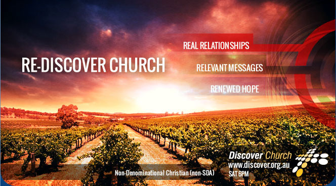 re-discover church